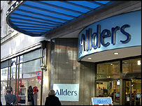 Allders store