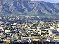 Dohuk city, northern Iraq