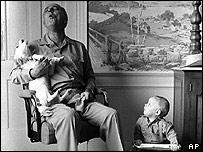 President Lyndon Johnson. Photo National Archives/Johnson Library