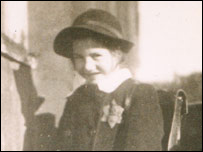Hana Rado, who died at Auschwitz