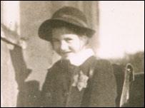 Hana Rado, who died at Auschwitz