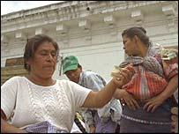 Women in Guatemala
