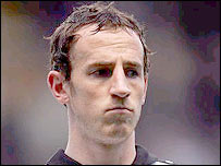 Newcastle defender Andy O'Brien
