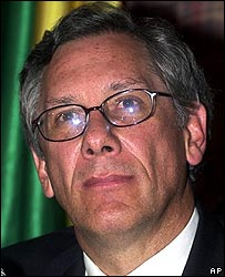 Eduardo Rodr�guez, nuevo presidente de Bolivia