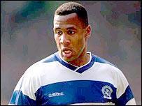 Former England striker Les Ferdinand