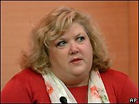 Nurse Toni Hoffman