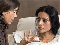 Mira Nair and Tabu