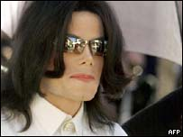 Michael Jackson, AFP