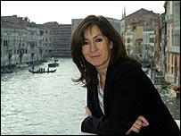 Rosa Martínez, curadora de la Bienal de Venecia (imagen cortesía de la Bienal)