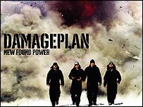 Damageplan CD cover