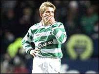 Juninho had an unhappy time at Celtic
