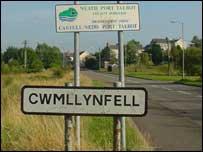 Cwmllynfell