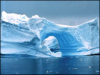 Antarctica, Noaa