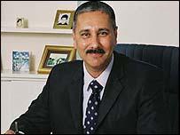Sir Pritpal Singh
