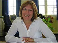 Sue Haywood, head teacher
