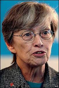 Carol Bellamy, directora de UNICEF