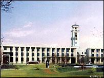 Artist'simpression of Ningbo campus