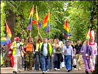 Gay Pride in Canterbury
