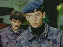 Bosnian Serb police
