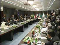 Opec meeting in September 2004
