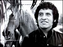 Victor Jara, who died in 1973