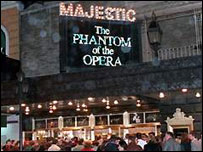 Majestic Theater, New York
