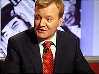 Charles Kennedy appears on Have I Got News for You