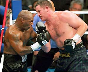 Defeat to Kevin McBride is one loss too far for Tyson