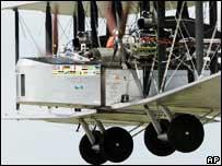 Replica Vickers Vimy