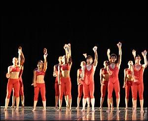 Danza Contempor�nea de Cuba