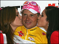 Germany's Jan Ullrich