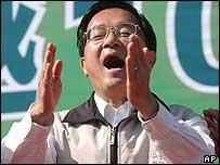 Chen Shui-bian (10/12/04)
