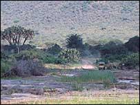 Galana River, Kenya