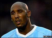 BBC SPORT | Football | My Club | Man City | Anelka completes ...
