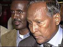 President Abdullahi Yusuf
