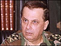General Michel Aoun in 1991