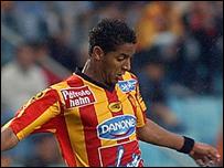 Tunisia striker Issam Jomaa