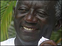President John Kufuor