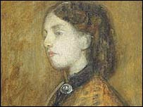 A portrait of Gwen John