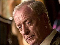Sir Michael Caine in Batman Begins