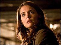 Katie Holmes in Batman Begins