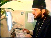Russian priest