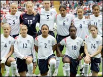 The FA see developing the women's game as a long-term project
