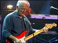David Gilmour hoy.