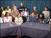 Michael Jackson trial jury