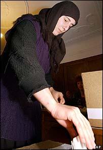 Nun voting