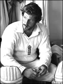Ian Botham after his match-turning innings at Headingley in 1981