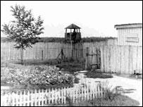 Мордвинский лагерь 385/19 (фото с сайта http://www.okupatsioon.ee)
