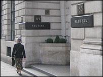 Reuters building