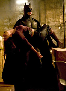 Director Christopher Nolan says he has taken Batman back to his dark roots in the latest film, Batman Begins.